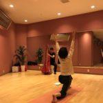 【川越】アルパ生演奏音Yogaを開催しました